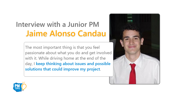 Advice from a Junior PM to Young PMs