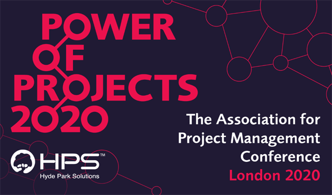 APM's Power of Projects 2020 London