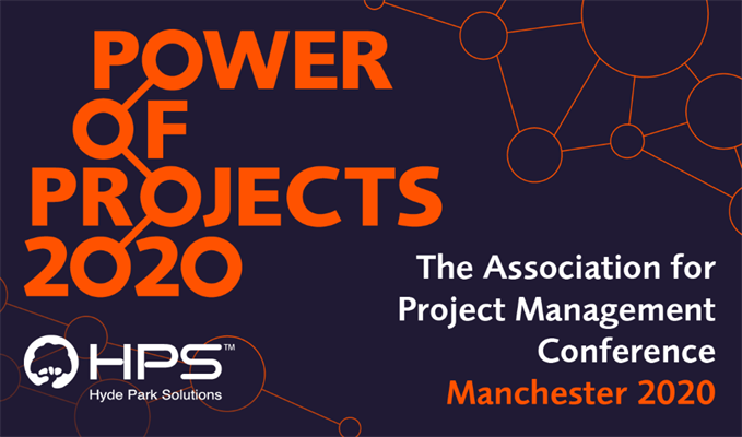 APM's Power of Projects 2020 Manchester