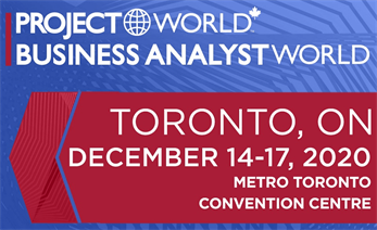 ProjectWorld* BusinessAnalystWorld Toronto