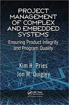 Project Management of Complex and Embedded Systems