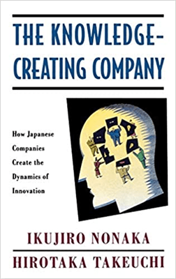 The Knowledge-Creating Company: How Japanese Companies Create the...