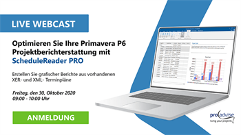 Improve Your Primavera P6 Project Reporting with ScheduleReader PRO