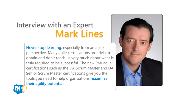 Interview With an Expert: Mark Lines