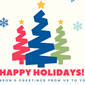 Free Business Holiday Cards