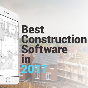 Infographic: Construction Software Tools To Use in 2017