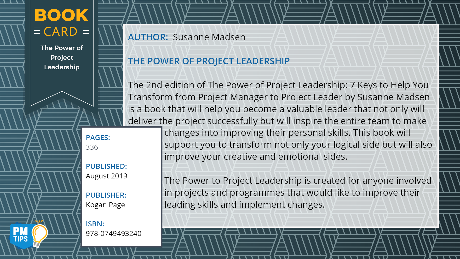 The Power of Project Leadership: 7 Keys to Help You Transform from Project Manager to Project Leader 2nd Edition