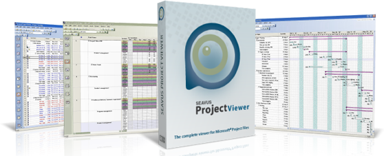 Seavus Project Viewer for Microsoft Project Plans