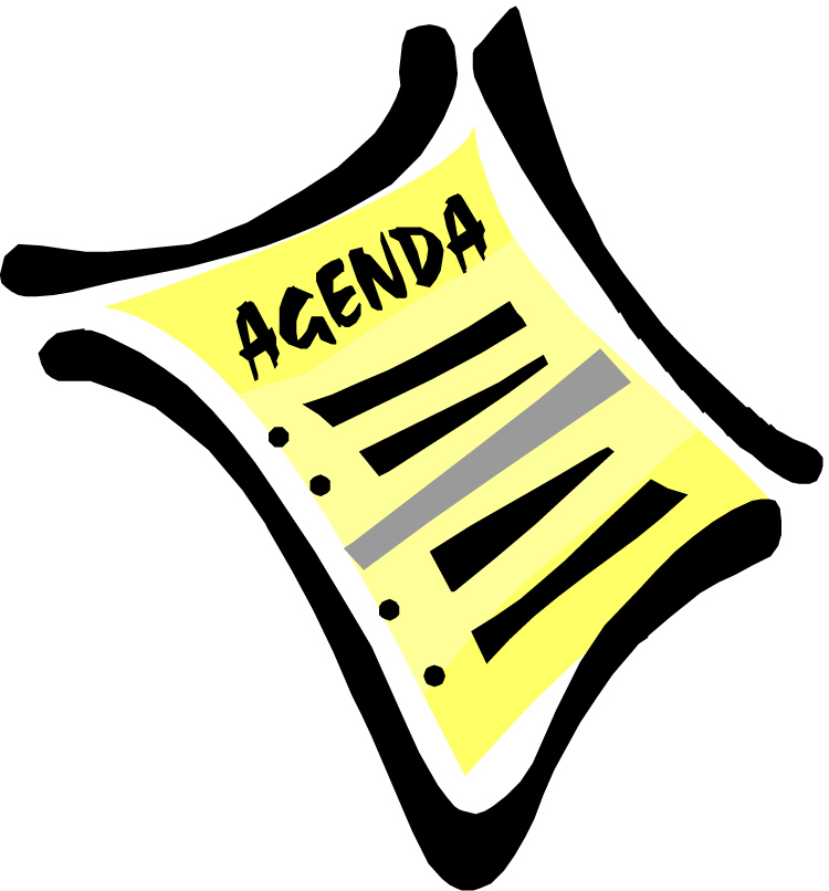 agenda 279x300 Project Communication Series: Planning Meeting Agenda