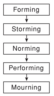 6 stages of high performing teams