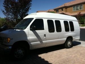 12 van 300x224 If You Had a 12 Passenger Van, Would You Go on a Trip with Your Project Team?