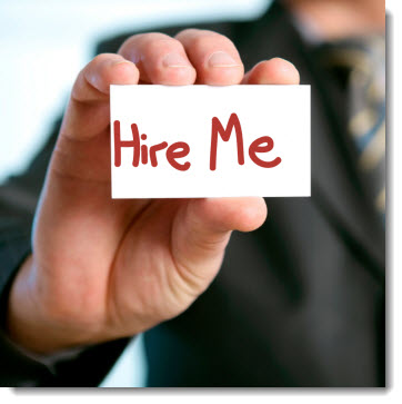 hire me Your first project management job interview (Part 1)