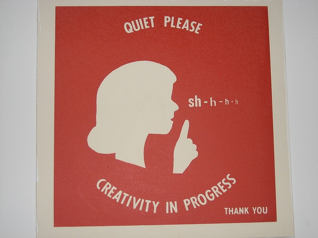 Quiet Helps Creativity How To Improve Project Team Creativity